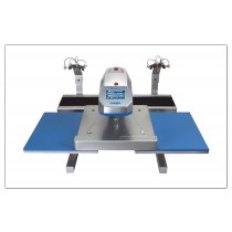 Stahls Hotronix Dual Air Fusion incl. Laser Heat Press 2x 40x50cm